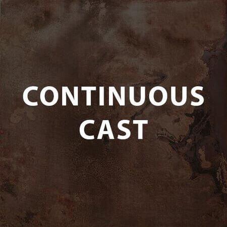 Continuous Cast