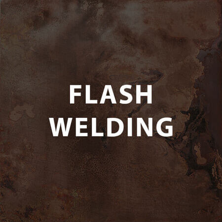Flash Welding